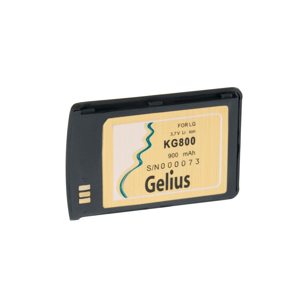 АКБ Gelius Ultra LG KG800 Black