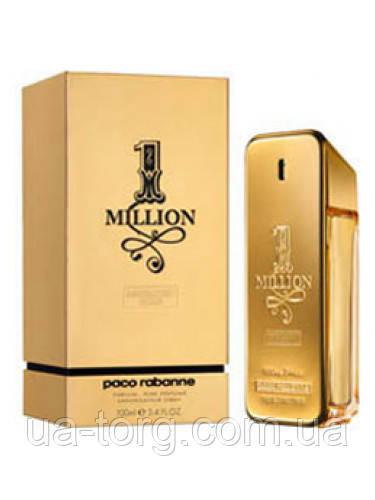 Мужская туалетная вода Paco Rabanne 1 Million (Пако Рабан 1 Миллион)