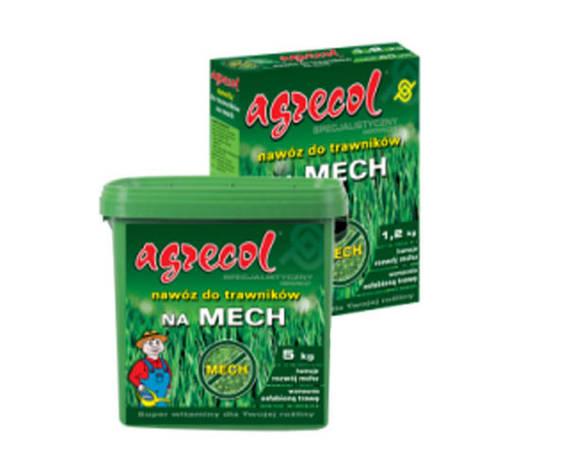 Удобрения 5 кг от мха на газоне Agrecol, фото 2