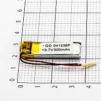Универсальный аккумулятор 12*35*4 (180mAh)