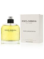 Dolce&Gabbana Pour Homme (Дольче и Габбана пур Хоум), тестер 125 мл.