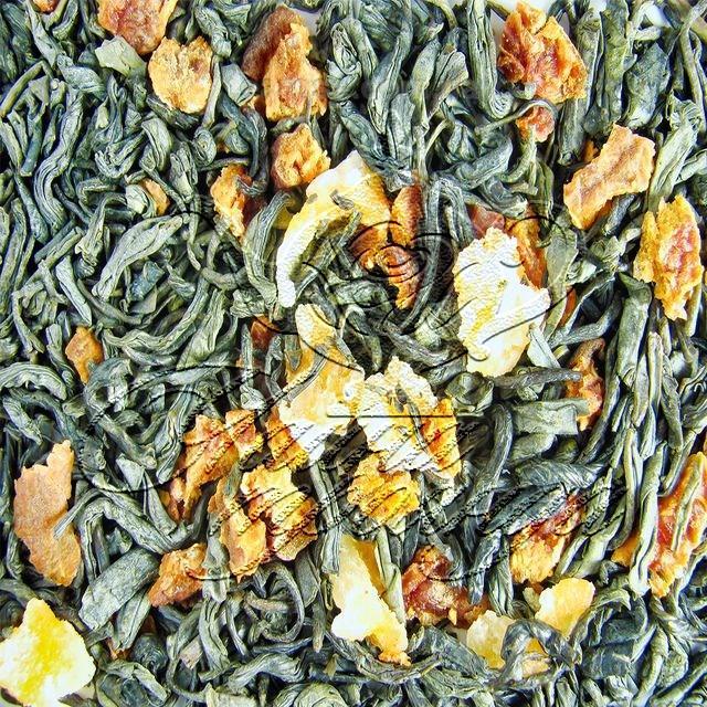 Зелений чай «Кайсá»