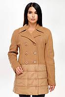 Куртка Комби - демисезон 44-54рр светло коричневый