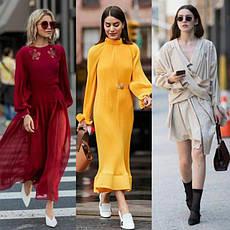 Платья,костюмы весна-осень с 42 по 70 размер