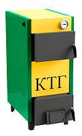 Котел твердотопливный КТГ-10, Для обогрева 100-120м2 (Доставка бесплатно) Сталь 4мм (гарантия 3 года)