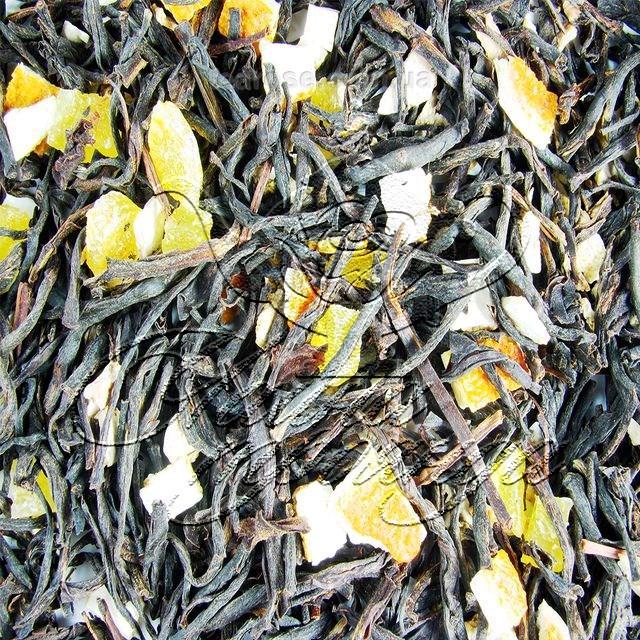 Чорний чай «Мандаринó»