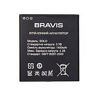 Аккумулятор Bravis Solo (1400mAh) оригинал