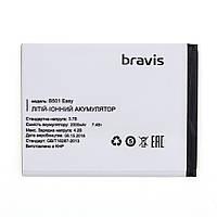 Аккумулятор Bravis Easy B501 (2000mAh) оригинал