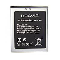 Аккумулятор Bravis Vista (1700mAh) оригинал