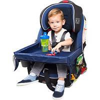 Универсальный столик для автокресла ребенка PLAY SNACK TRAY для машины детский столик