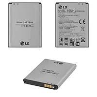 Батарея (АКБ, аккумулятор) BL-59UH для LG G2 mini D618, D620, D315, F70, 2440 mAh, оригинал
