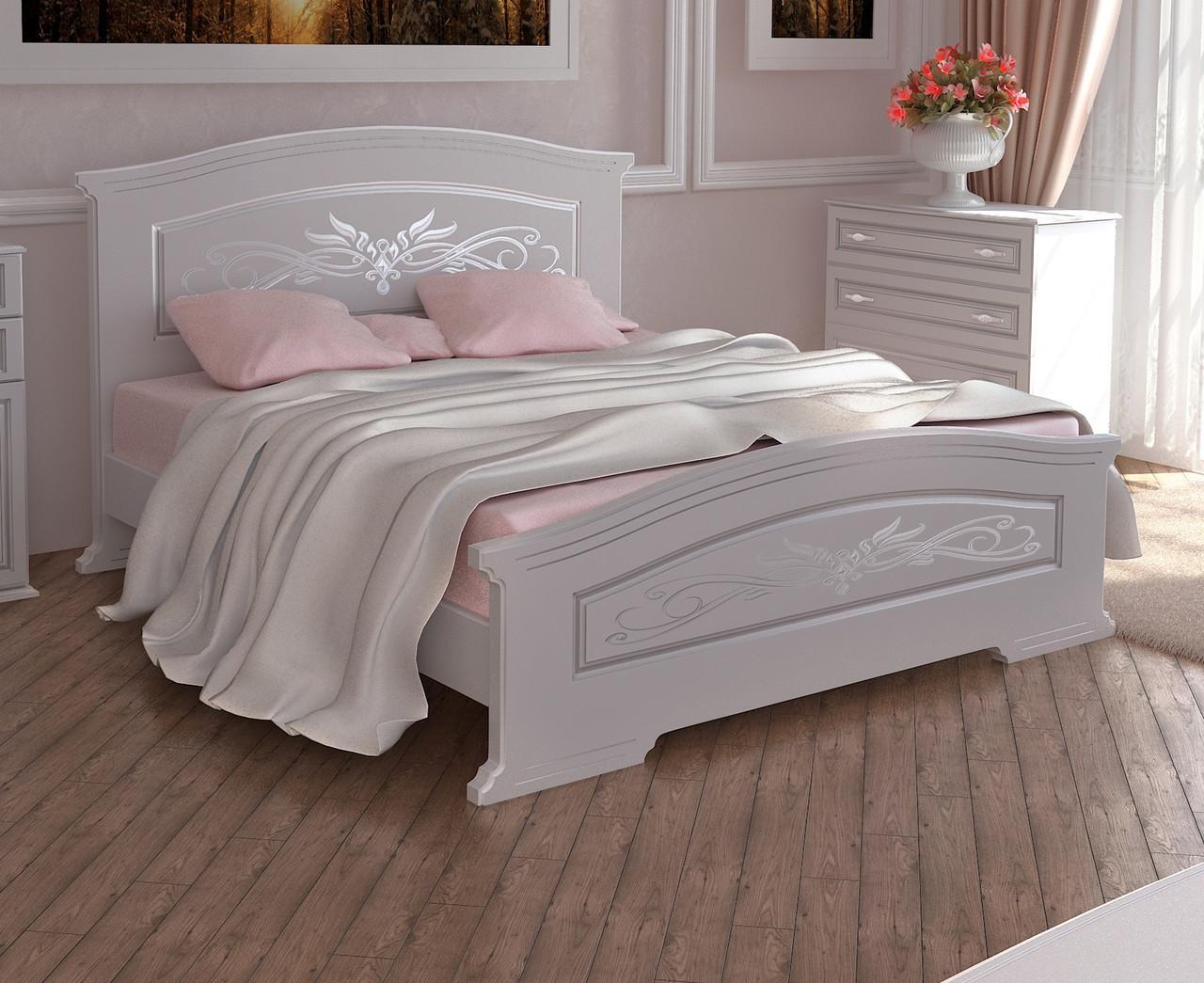 """Кровать """"Инесса"""" С подкроватными ящиками 4 шт."""