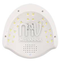 УФ лампа UV+LED L UGX LG-200 на 56 Вт для сушіння гелю і гель-лаку, фото 3