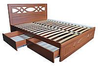 """Кровать """"Лиана"""" с подкроватными ящиками 4 шт., фото 1"""