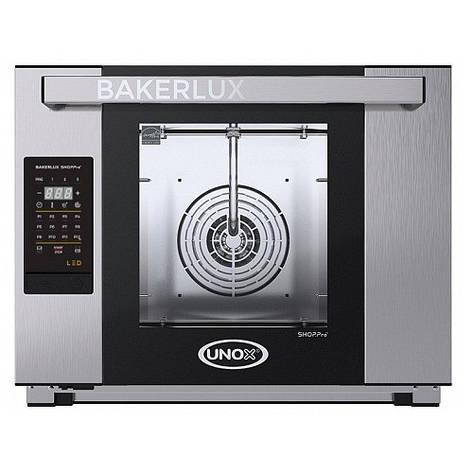 Конвекционная печь Baker Lux XЕFT-04HS-ELDV Unox (Италия), фото 2