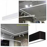 Линейный светодиодный светильник TURMAN Wood 600, 1200, 1500мм Wood 600, фото 2