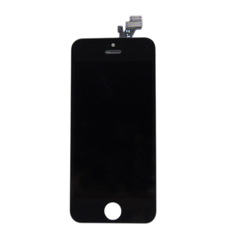 LCD iPhone 5 Black Compleate Original (Changed Glass)