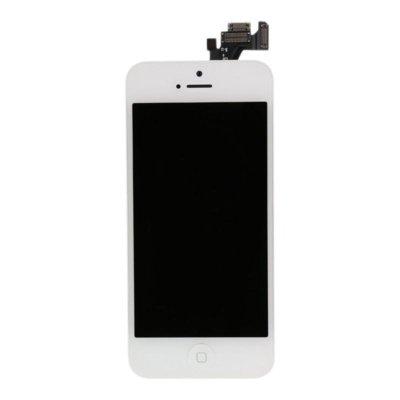 LCD iPhone 5 White Compleate Original (Changed Glass)