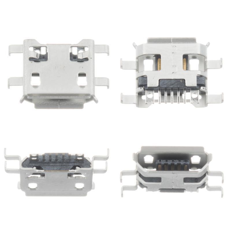 Connector LG P990/P999 (7pin microUSB) (2шт)