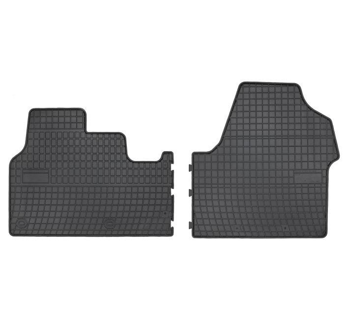Гумові килимки в салон FROGUM FIAT Scudo III, PEUGEOT Expert III ,CITROEN Jumpy III 2016->