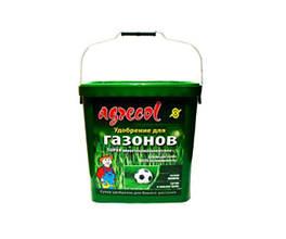 Удобрения 9 кг для газона многокомпанентное Agrecol