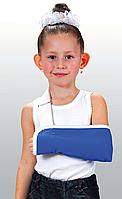 Косыночный бандаж с поясом детский, XS