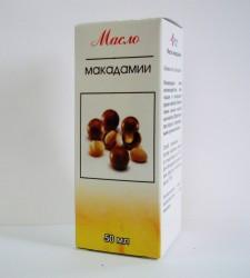 Масло макадамии, флакон 50 мл