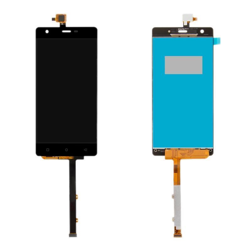 LCD Nomi i506 Shine + touch Black