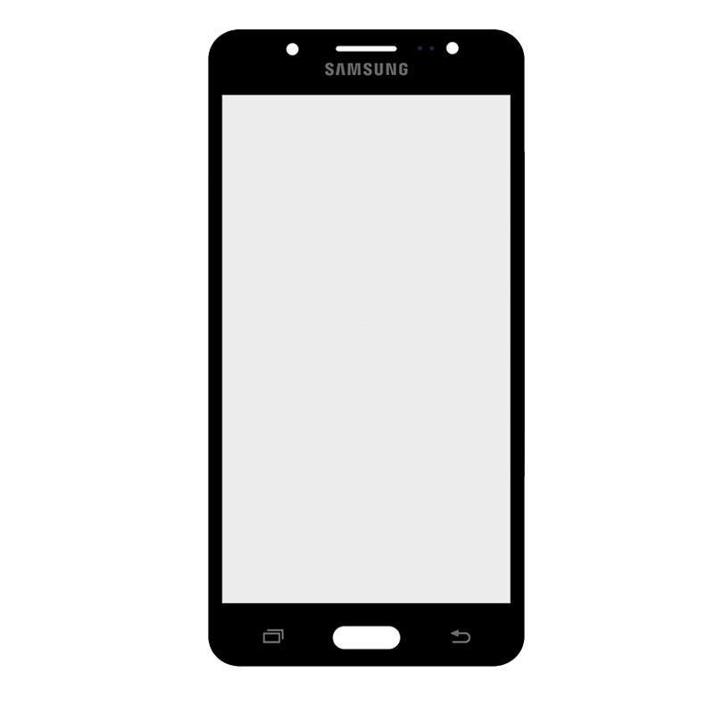 Стекло Samsung J510 (J5-2016) Black