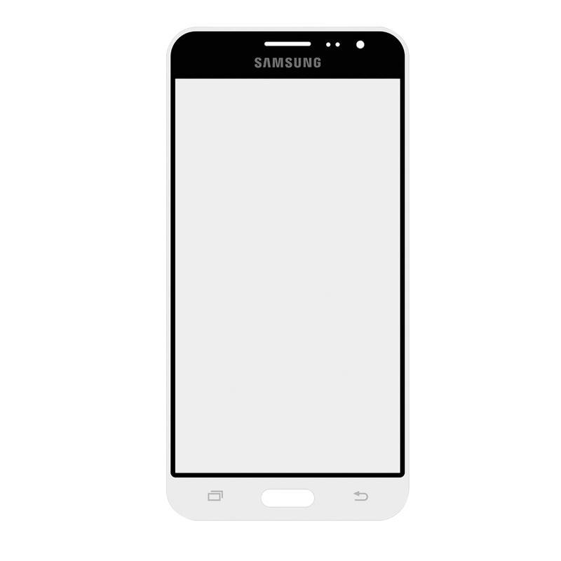 Стекло Samsung J3 Pro White