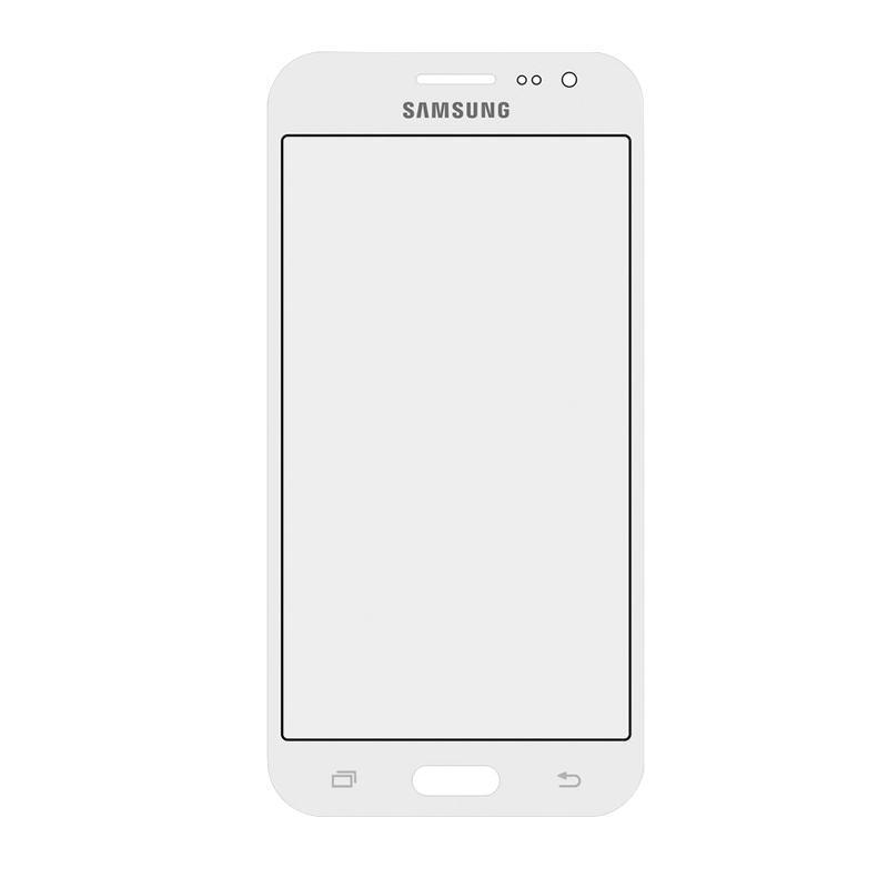 Стекло Samsung J200 (J2) White