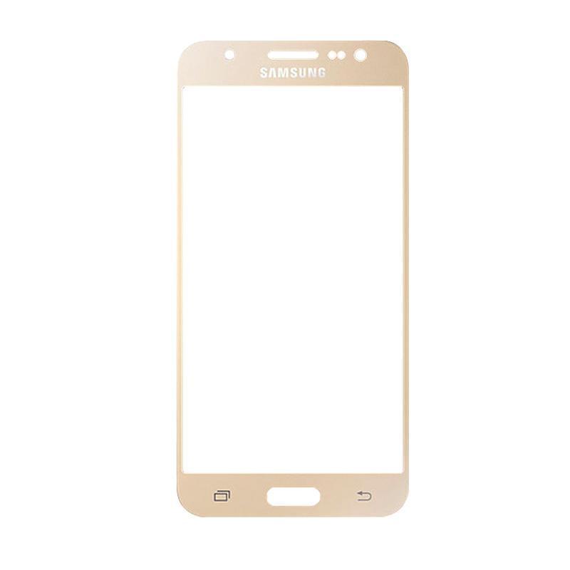 Стекло Samsung J700 (J7) Gold