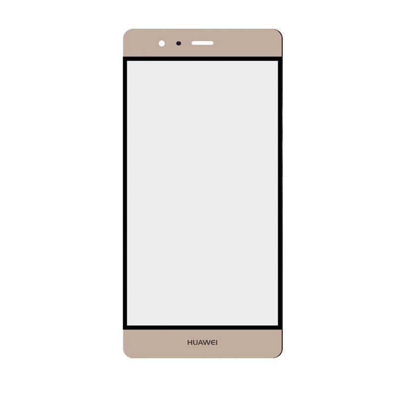 Деталь стекло для переклейки Huawei P9 Gold