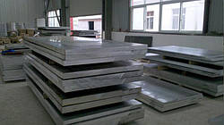 Алюмінієва Плита АМГ5, АМГ6 30х1520х3000 мм аналог (5083) лист