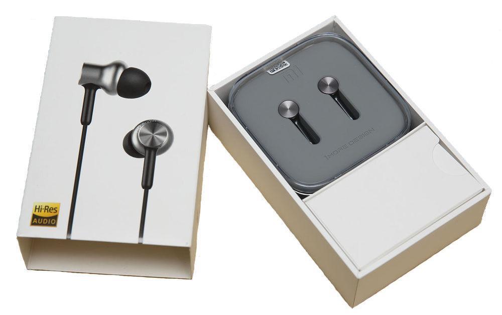 Проводные наушники гарнитура Xiaomi M8 с микрофоном качественный звук