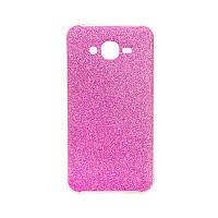 Силиконовый чехол Remax серии Glitter для  Samsung G955 (S8 Plus) Pink