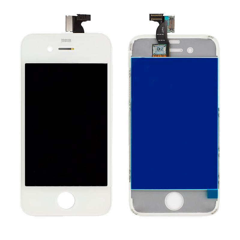 LCD iPhone 4G White Compleate Copy