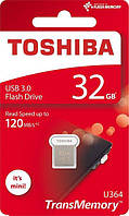Флеш-драйв TOSHIBA U364 32GB USB 3.0 White