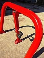 Автобар'єр ECOBOX© - AВ-550/ Парковочный барьер ECOBOX© - AВ-550