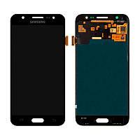 Дисплейный модуль Samsung J500H/ J5 с сенсором Black