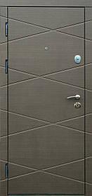 Двери входные премиум 207 полотно 86мм