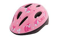 Шлем детский Green Cycle Foxy 50-54 Pink