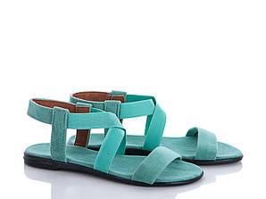 Босоножки женские сандалии резинки Турция