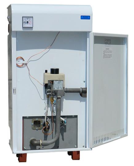 Газовый двухконтурный котел Вулкан Корди АОГВ  ВПЕ (парапетный)