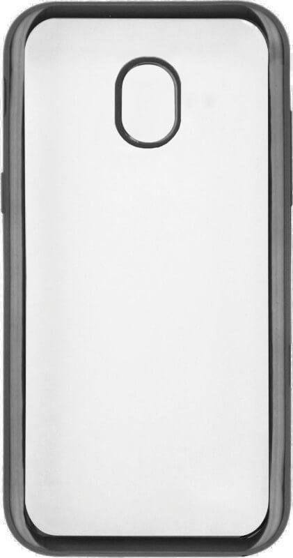 Силикон для Samsung J7 2017 (J730) Black bamper