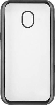 Силикон для Samsung J7 2017 (J730) Black bamper, фото 2