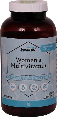 Vitacost Synergy Women's  витамины высшего качества для женщин  240 шт