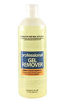 Jerden Proff Gel Remover - Средство для снятия гель-лаков и биогелей (Цитрус), 500 мл