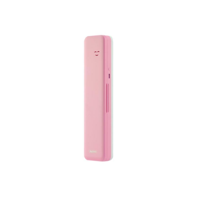 Remax (OR) Leyee Toothbrush with Sanitizer Lamp RT-TB01 Pink