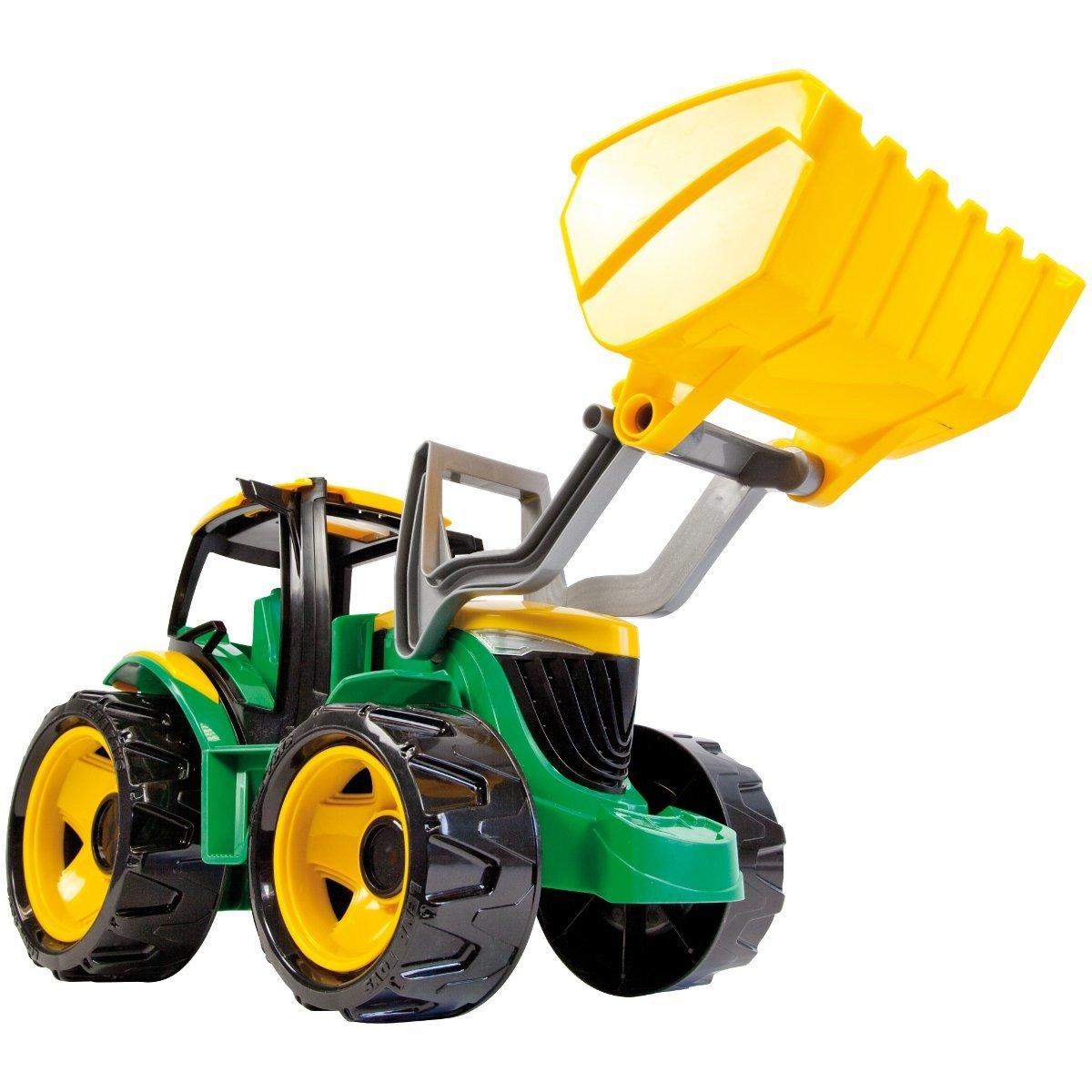 Трактор с грейдером 62 см 2057 ТМ: LENA